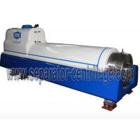 Quality Continuous Decanter Centrifuges for Barite Recovery and Dewatering for sale