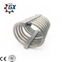 Buy cheap Anti Impact Stainless Steel Wire Rope Spring Vibration Isolator for Transportati from wholesalers