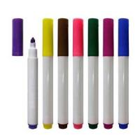 Quality Liquid Glitter Fluorescent Marker Pen Pp Plastic With Customized Printing for sale