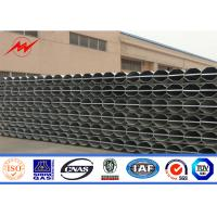 Best Polygonal ASTM A123 GR 65 Power Transmission Poles AWS D1.1 Welding Standard wholesale