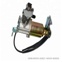 Quality Portable Rear Air Compressor For Air Ride Suspension 4891060021 4891060020 for sale