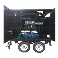 Quality Mobile Type Insulating Fluids Purifier Machine Fuller's Earth Filter (9000Liters/Hour) for sale