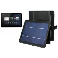 Quality Folding Removable 5 Watts Powerful USB Ipad Solar Charger Case Battery for Ipad1 / Ipad2 for sale