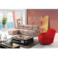 Quality modern home sectional fabric recliner sofa furniture for sale