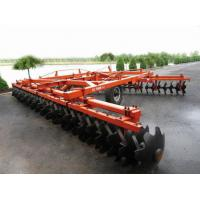 China Heavy-duty offset disc harrow on sale