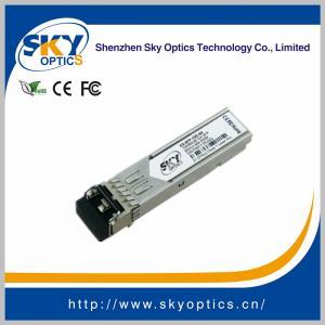 China 1000BASE SFP Cisco GLC-SX-MM Compatible 1000BASE-SX SFP 850nm 550m DOM Transceiver on sale