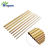 Quality Thin Wall Brass Tubing for Refrigerator for sale