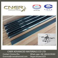 Quality High Performance Reinforcement carbon fiber tube with 3k twill/plain woven patterns of glossy/matte for sale
