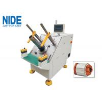 Best NIDE Semi-auto single phase stator winding inserting machine for micro induction motors wholesale
