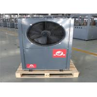 China Stable Air Energy Heat Pumps , Portable Air Source Heat Pump 9.8Kw Top Air Blow on sale