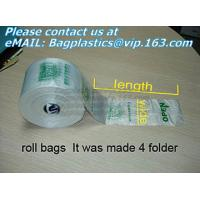Quality Supermarket Shopping Fresh Fruit Vegetable Packaging Plastic Bag On Roll Polythene Bags, Ldpe Bags, Hdpe Bags, Food Serv for sale