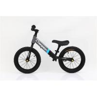 Quality 14inch  High Carbon Steel  Sports Style Octagonal tube Children Balance Bike Kids Toys Bike With QR Seat Clamp for sale