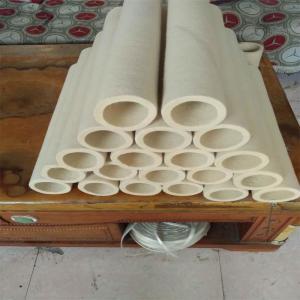 China oil absorption wool felt tube on sale