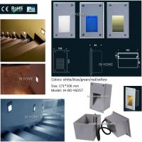 Best High Quality Recessed LED Wall Lights Slide Stairs Step Indoor wholesale