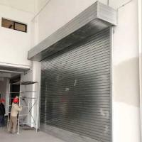 Quality Aluminum Sliding Door Roller Shutter Door for Trucks/Vehicles/Buildings etc for sale