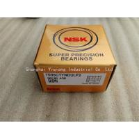 Quality NSK High Precision Angular contact ball bearing 7005CTYNDULP3 for sale