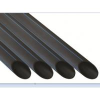 Quality high density polyethylene hdpe pipe high toughness, high tensile strength for sale