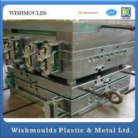 HASCO Plastic Injection Mould Three Plate Mould with Nitriding Treatment