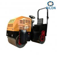 Quality 3 Ton 13HP Vibratory Road Roller Full Hydraulic Seat Type For Bridges And Culverts for sale