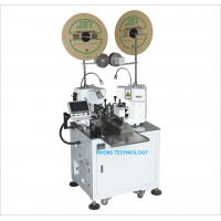 Quality Two End Wire Crimping Machine High Efficiency Strip And Crimp Machine for sale