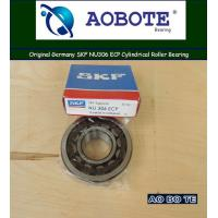 Quality High Precision SKF NU306 ECP Cylindrical Roller Bearings With Steel Cage for sale