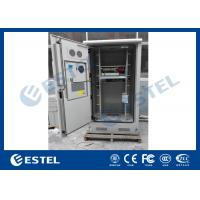 Quality Heat Insulation Panel 19 Inch Rack Cabinet Outdoor For Network Integrated Service for sale