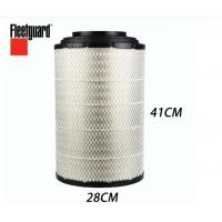 Quality Promotion Fleetguard Air Filter AA90142 D280mm*450mm metal white,used in trucks,bues,engineering machine etc for sale