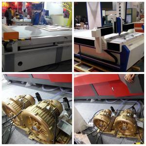 Buy cheap 25HP IE3 motor Air Blower Vacuum pump in UV printing from wholesalers