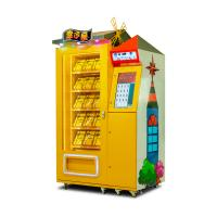 Quality Gifts / Drinks Self Service Vending Machine For Indoor / Outdoor Lucky House for sale