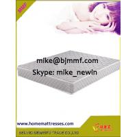 Quality china cheap double size bed mattresses online for sale