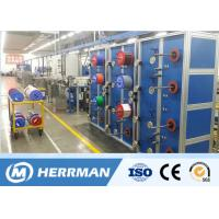 Quality 800MPM high speed second coating production line optic fiber cable making machine for sale