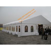 China Aluminum Waterproof  Fire Retardant PVC Marquee Party Tents for Sale on sale