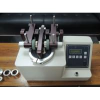 China Textile Testing Equipment Taber Abrasion Testing Machine For Furniture / Fabric for sale