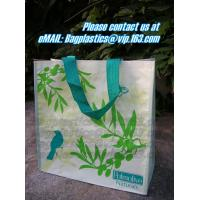 Quality WOVEN SHOPPERS, big bags, ground cover, tarpaulin, PE tarpaulin, weed mat, Flex for sale