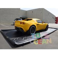 Best Commercial PVC Portable Water Containment / Water Reclamation Mat For Washing Car wholesale