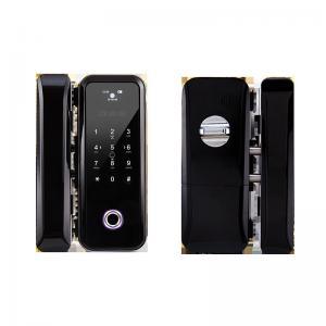 Double / Single Open Glass Door Lock APP / Password / Fingerprint Unlock Ways Available