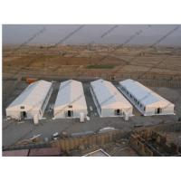 Quality Economical Warehouse Storage Tent , Large Storage Tents With Aluminum Frame for sale