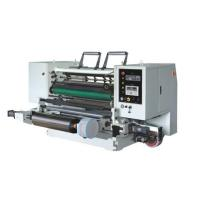 Quality 1.6m Multi-functional Industrial slitting and rewinding machine for Napkins / Kraft Paper for sale