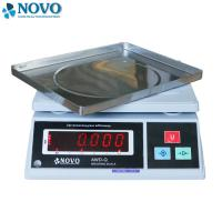Quality OEM Portable Electronic Scale , Household Weighing Machine SUS Pan for sale