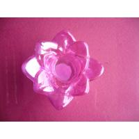 Quality flower candle holder for sale