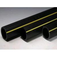 Quality flexibility is good high density polyethylene PE gas poly pipes long service life for sale