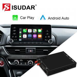 Quality HONDA ACCORD Carlinkit Wireless Apple Carplay box SUNPLUS SPHE8368-U for sale