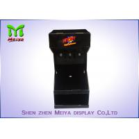 Best Black color Peg plastic hook cardboard display box for socks and hanging items shipping and retail wholesale