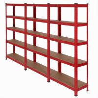Quality 3 bay 5 tiers workshop Racking System for sale