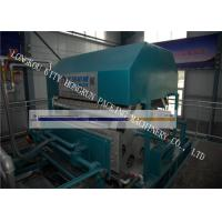 China Green Orange Color Paper Pulp Making Machine Durable With CE / ISO9001 on sale