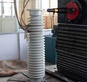 bending test of station post insulator