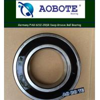 Buy FAG 6212-2RSR Single Row Deep Groove Ball Bearings Low Vibration at wholesale prices