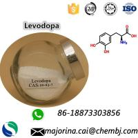 Quality CAS 59-92-7 Nootropics Bulk Powder Levodopa For Anti - Parkinson Botanical Mucuna Extract for sale