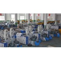 Quality Double Wall Corrugated Pipe Production Line / Corrugated Pipe Making Machinery for sale