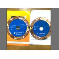 Quality Computer Windows 7 Professional Sp1 64 Bit OEM , Windows 7 Retail Disk 1 Pack for sale